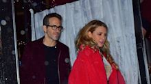 Blake Lively & Ryan Reynolds Couple Up at Taylor Swift's 30th Birthday Party