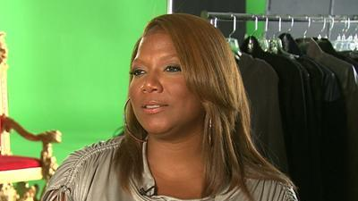 Why Was Designing Clothes For Women Of All Sizes Important To Queen Latifah?