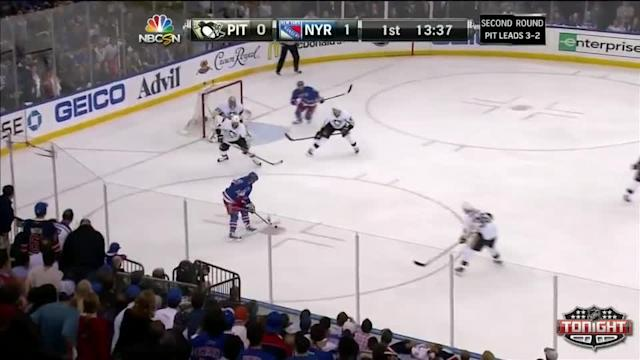Pittsburgh Penguins at NY Rangers Rangers - 05/11/2014