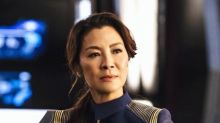 "Michelle Yeoh to lead ""Star Trek"" spinoff series"
