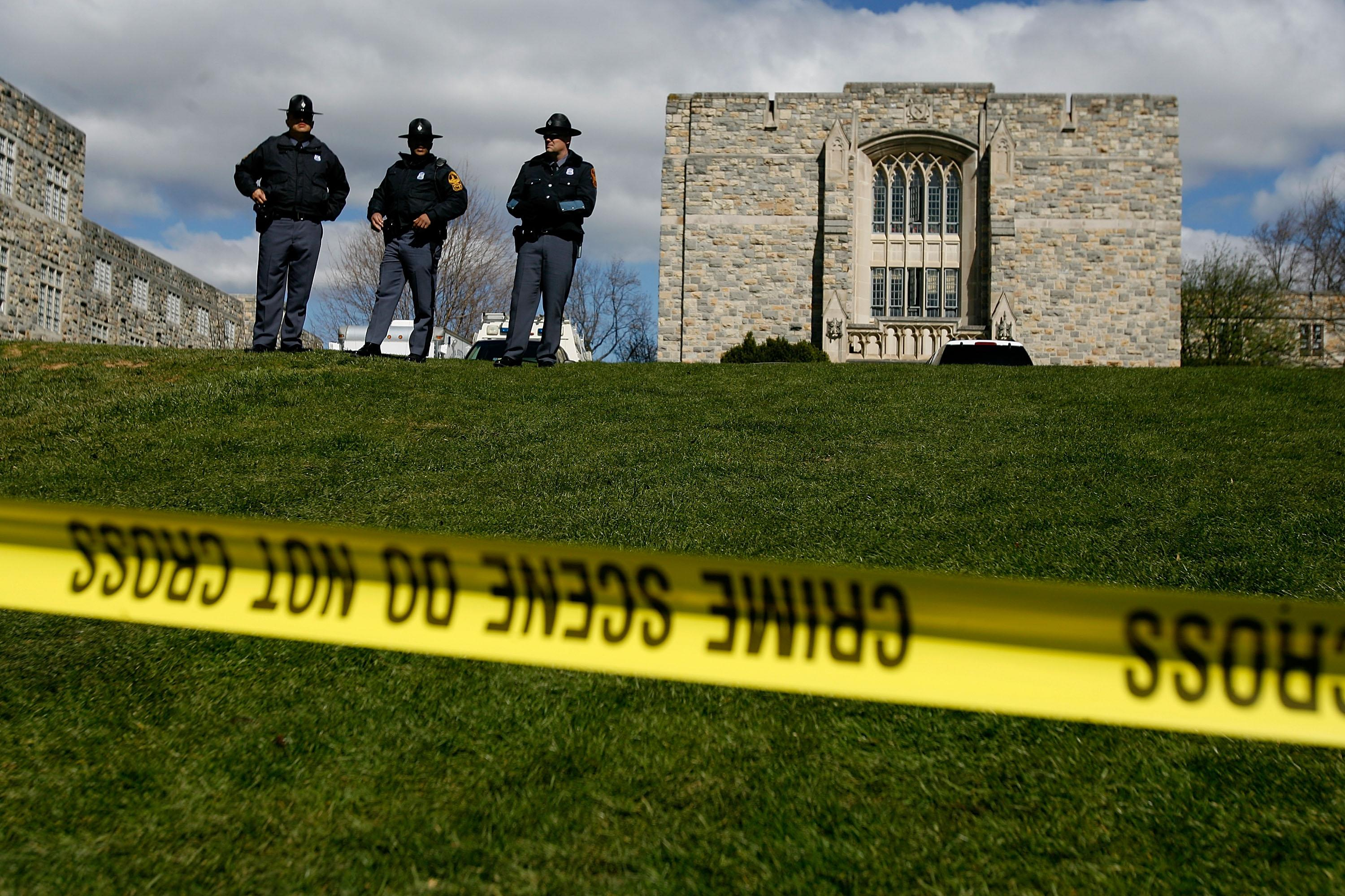 A Virginia Tech Student Tried to Order 5,000 Rounds of Ammunition for His AR-15, Police Say