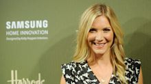 Lisa Faulkner was 'over the moon and very scared' after being approved to adopt daughter