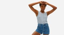 Everlane's newest tank and tee are perfect for your next selfie