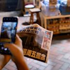 UPDATE 9-Hong Kong pro-democracy paper Apple Daily to print last edition on Thursday