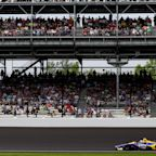 Forecast improves as speedway hopes rain won't impact Indy 500