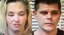 See Mama June's snarling mug shot from crack cocaine arrest