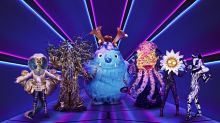 Ex-footballer behind tree costume revealed in The Masked Singer