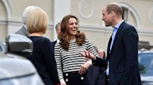 William and Kate 'can't wait' to meet Baby Sussex, welcome Harry to 'sleep deprivation society'