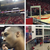 Houston flood strands Dwight Howard, hundreds of Rockets fans overnight at arena