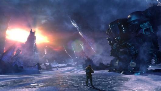 EX Troopers: a Lost Planet spinoff for ... 3DS and PS3