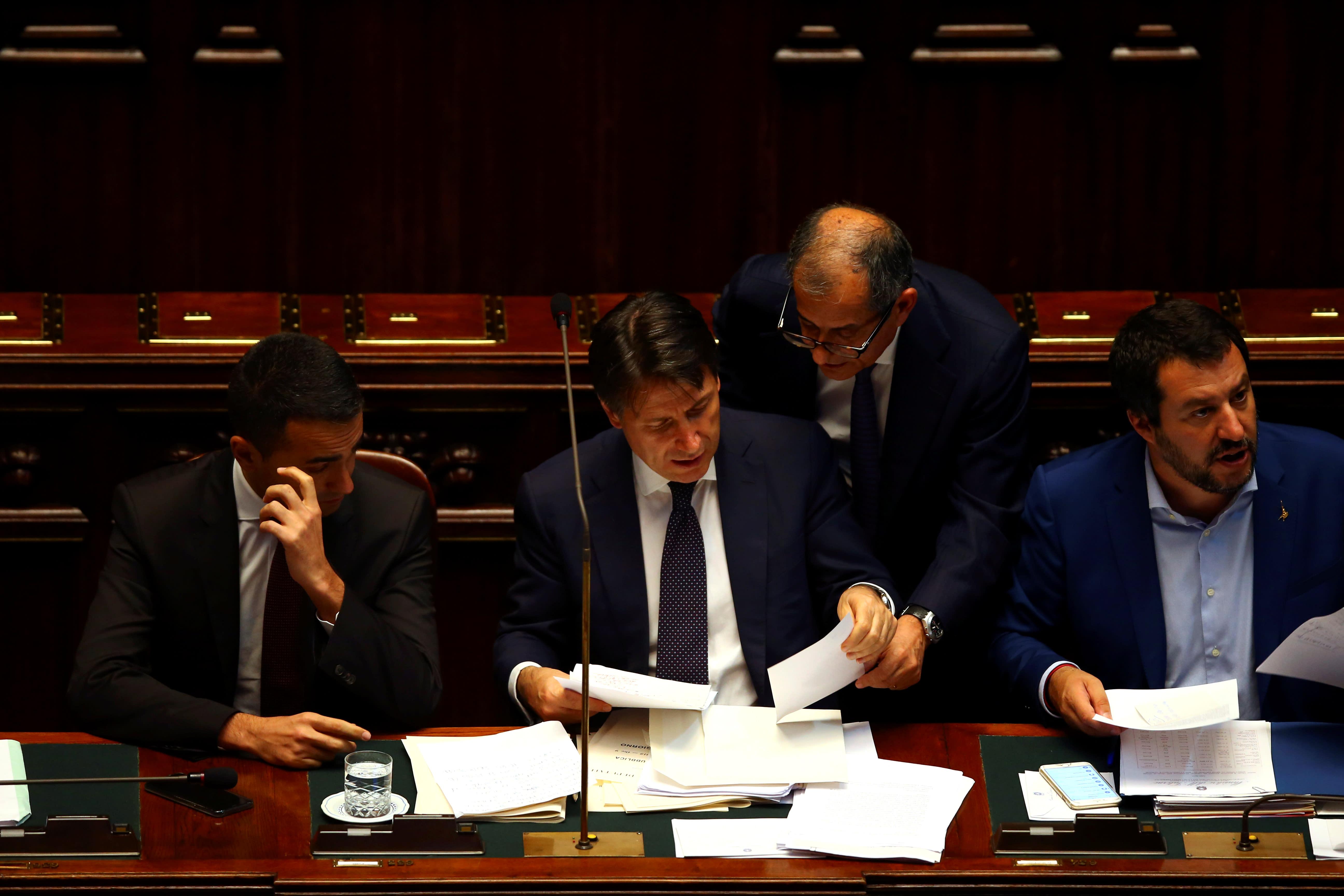 Ufficio Parlamentare Di Bilancio : Critiche da bankitalia e dall upb ufficio parlamentare di