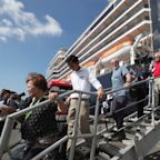 600 disembark from coronavirus-quarantined Diamond Princess; more waiting to be cleared