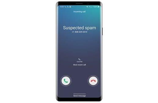 Google Fi will warn you about spam calls