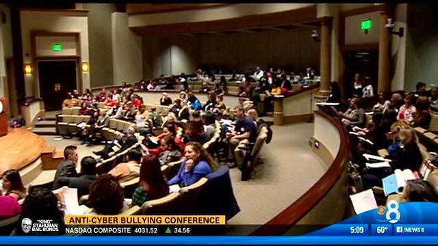 Anti-cyber bullying conference