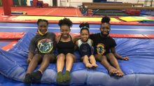 Simone Biles is inspiring a new generation of Black gymnasts