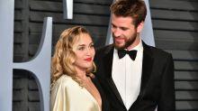 Liam Hemsworth and Miley Cyrus address split rumours