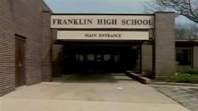 Franklin H.S. Students Sent Home After Discovery Of Bullet