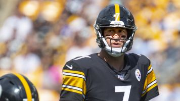 Steelers lose Big Ben for the year with elbow injury
