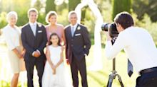 Sister booted from brother's wedding photos over outfit: 'Brat'