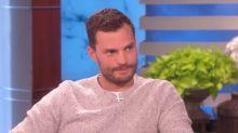 La esposa de Jamie Dornan no ha visto ni una película de Cincuenta sombras de Grey
