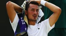 Tomic's latest bid to resurrect career falls flat