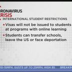 International Students Must Leave U.S. If Classes Go Online, ICE Says