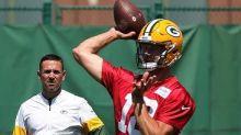 Patriots claim Jake Dolegala off of waivers