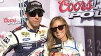 Out Front with Miss Coors Light: Camping World RV Sales 301