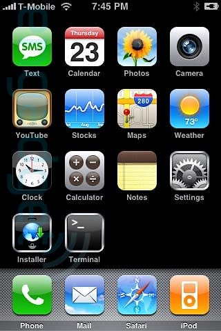 iPhone unlocked: AT&T loses iPhone exclusivity, August 24, 2007, 12:00PM EDT
