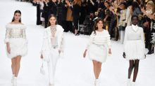 The Beauty Look for Karl Lagerfeld's Final Runway Show Was Classic Chanel