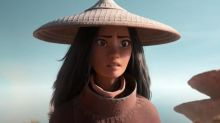 Disney's 'Raya and the Last Dragon' Gets Action-Packed First Trailer