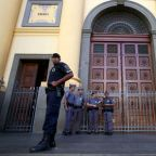 Gunman in Brazil cathedral kills four before killing himself