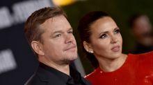 Matt Damon reveals eldest daughter had coronavirus as he isolates in Ireland