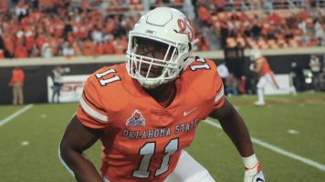College LB says he has virus following protest