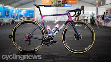 Lachlan Morton's Cannondale Supersix Evo - Gallery