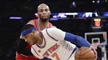 'Melo: If Knicks choose to rebuild, 'I have to consider' waiving no-trade clause