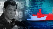 Duterte favors third party in Recto Bank probe