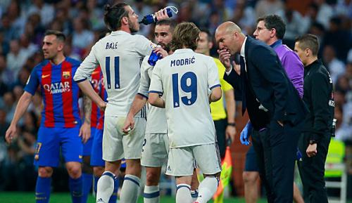 """Primera Division: Zidane: """"Wir konnten das Spiel nicht kontrollieren"""""""