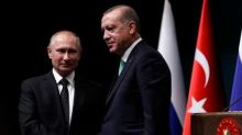 Turkey's Erdogan, Russia's Putin discuss Syria observation posts - Turkish source
