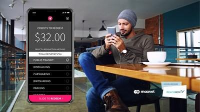 moovel acquires Validated, a technology platform that offers mobility incentives through loyalty programs