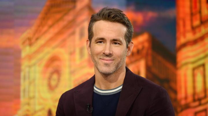 Ryan Reynolds not afraid to share anxiety struggles
