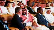 Saudi crown prince proclaims investment conference despite boycott