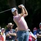 Cink sets another scoring mark, keeps lead at RBC Heritage