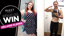 Melanie Klerer lost 92 pounds: 'I'm no longer the largest person in the room, I am just a person now'