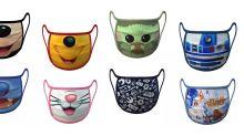 Disney lance une collection de masques de protection à l'effigie de nos héros préférés