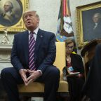 President Trump announces phase one trade deal