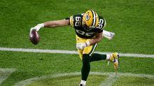 Packers TE Robert Tonyan scores career-high 3 TDs in dominant win against Falcons