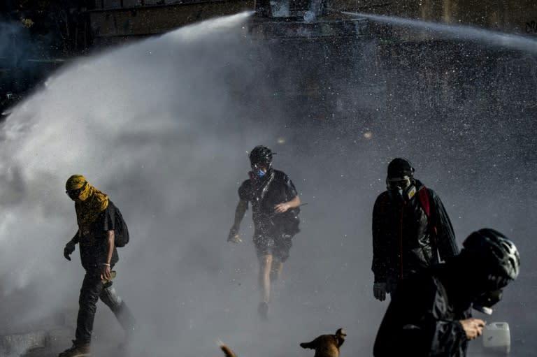 Bildergebnis für clashes chile