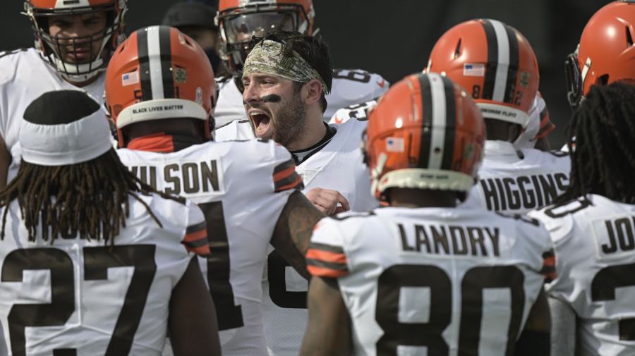 NFL power rankings: Browns look like a playoff team