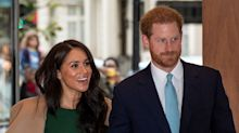 Prince Harry, Meghan Markle Welcome 2020 With Sweet New Photo Of Archie